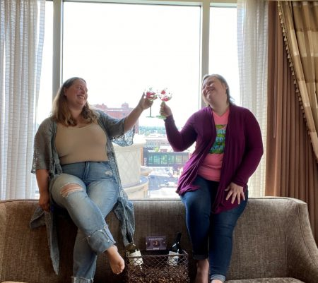 Stay-Cation: Mom's Only